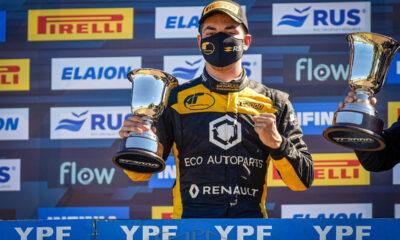 En la lucha por el campeonato, el riocuartense quedó a 8 unidades de su compañero de equipo Tomás Cingolani.