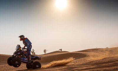 Nicolás Cavigliasso se despidió de la competencia oficial del Rally Dakar 2021.