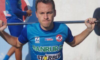 Foglia se sumó a las filas de Deportivo Iztapa, elenco que milita en la Primera División del fútbol de Guatemala.