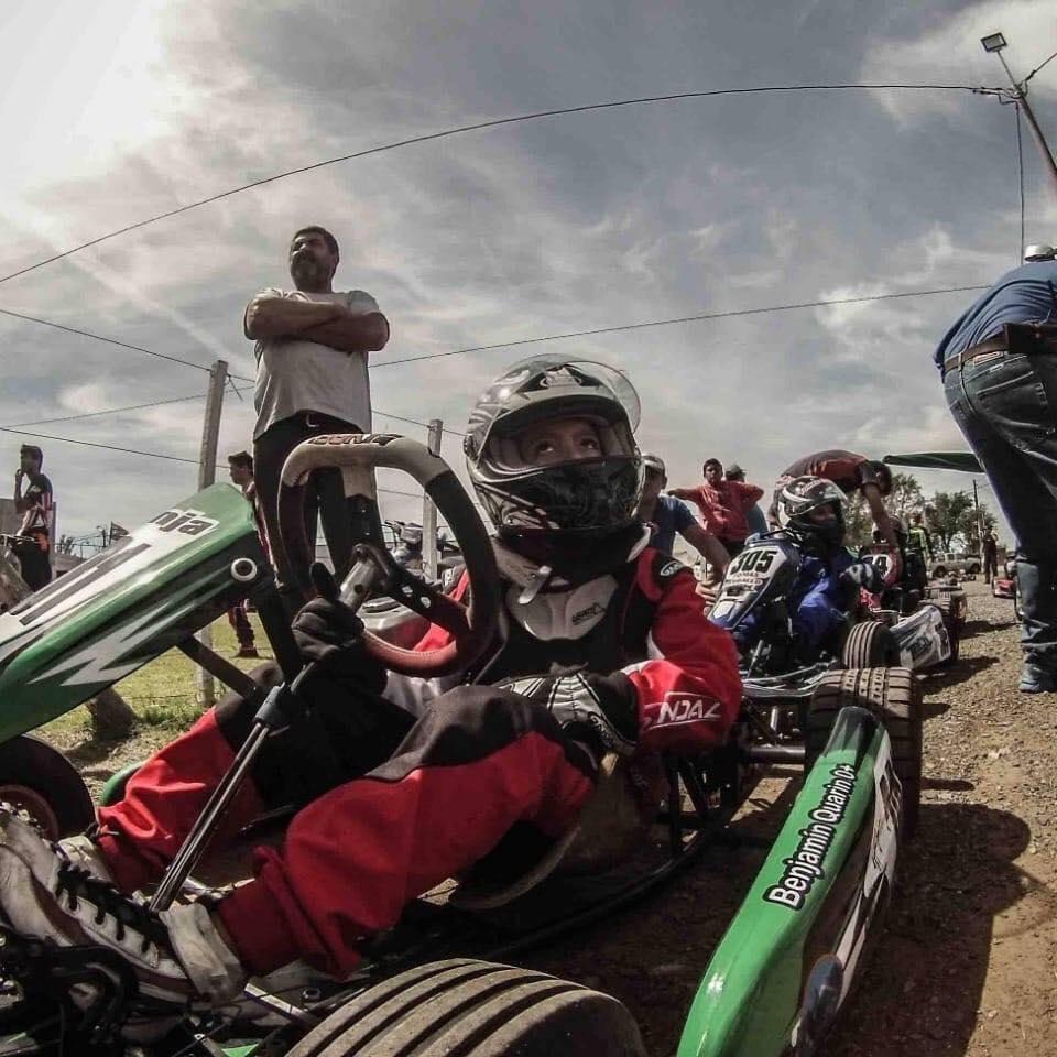 """Este sábado el Kartódromo """"Parque Ciudad de Río Cuarto"""" recibe la tercera y penúltima fecha del campeonato de karting sobre asfalto."""