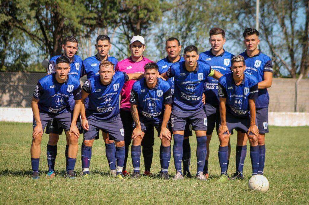 Unión de Olaeta se alista para el debut de local en el torneo de Primera B.