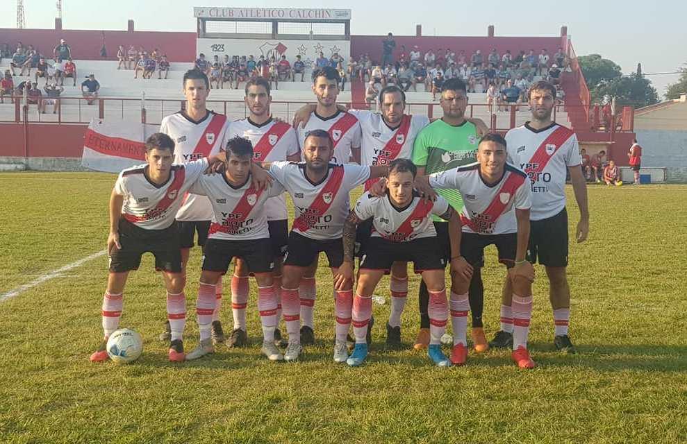 Atlético Calchín sufrió dos bajas por Covid y tiene al plantel aislado.
