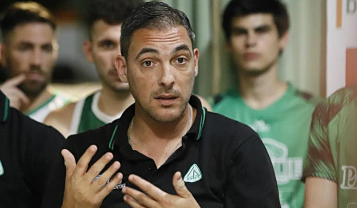 Fernando Aguilar será el nuevo entrenador de Banda Norte.