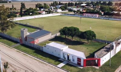 Así se verá el esatdio Charrense Fútbol Club una vez concluida la obra.