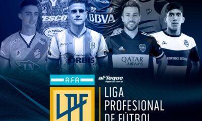 Casi un equipo de ligueros saldrán a escena en la élite del fútbol argentino.