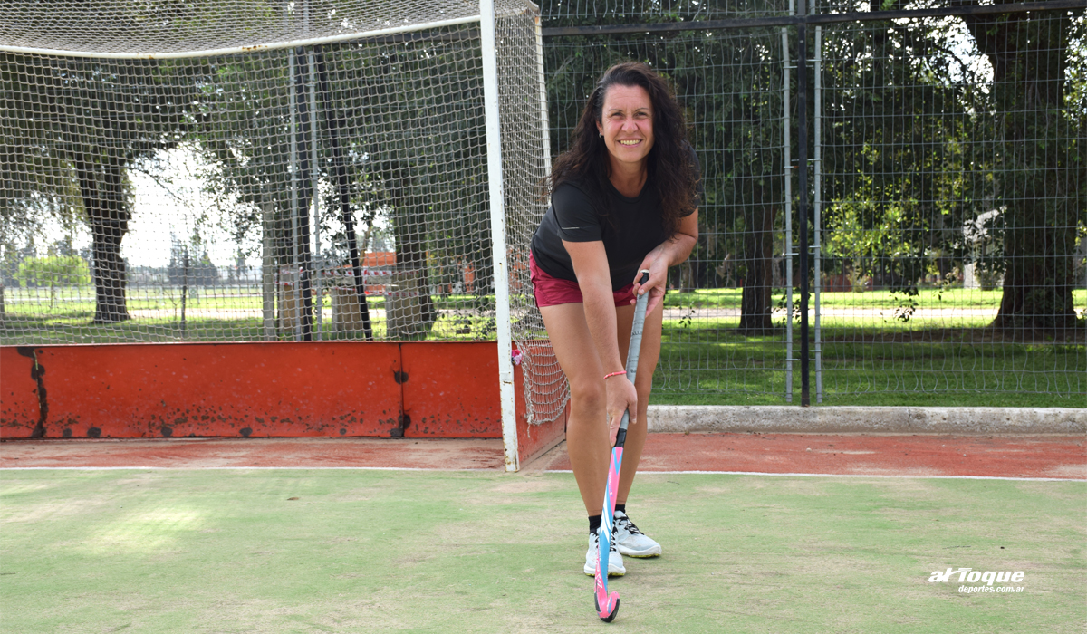 Mariana Ferretti se encargará de la categoría competitiva de hockey del Jockey Club.