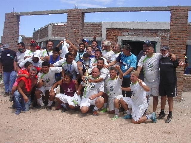 Profesionales de Río Cuarto y Amigos de Laboulaye festejaron en el Centro República
