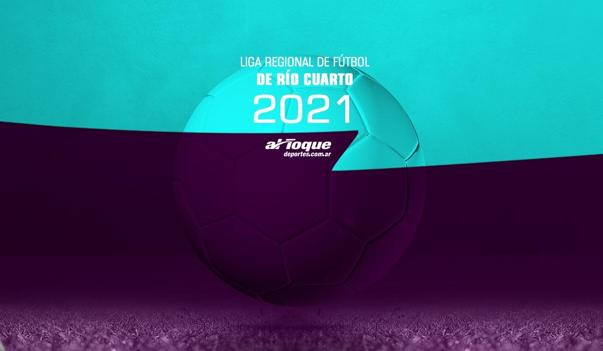 La Liga Regional de Río Cuarto dio a conocer los fixtures de la temporada 2021.