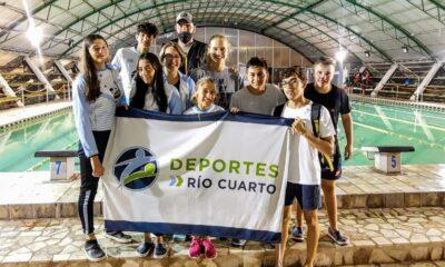 """Este viernes se disputó la primera fecha del año del Torneo """"Apertura 2021"""" reservado para nadadores federados nacionales y promocionales."""