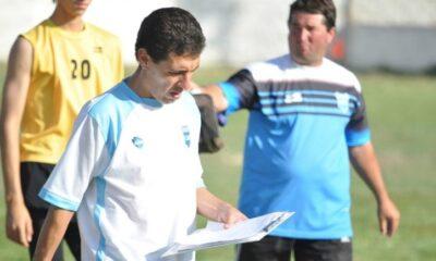 """Patricio Otero """"El sueño es repetir como técnico"""""""