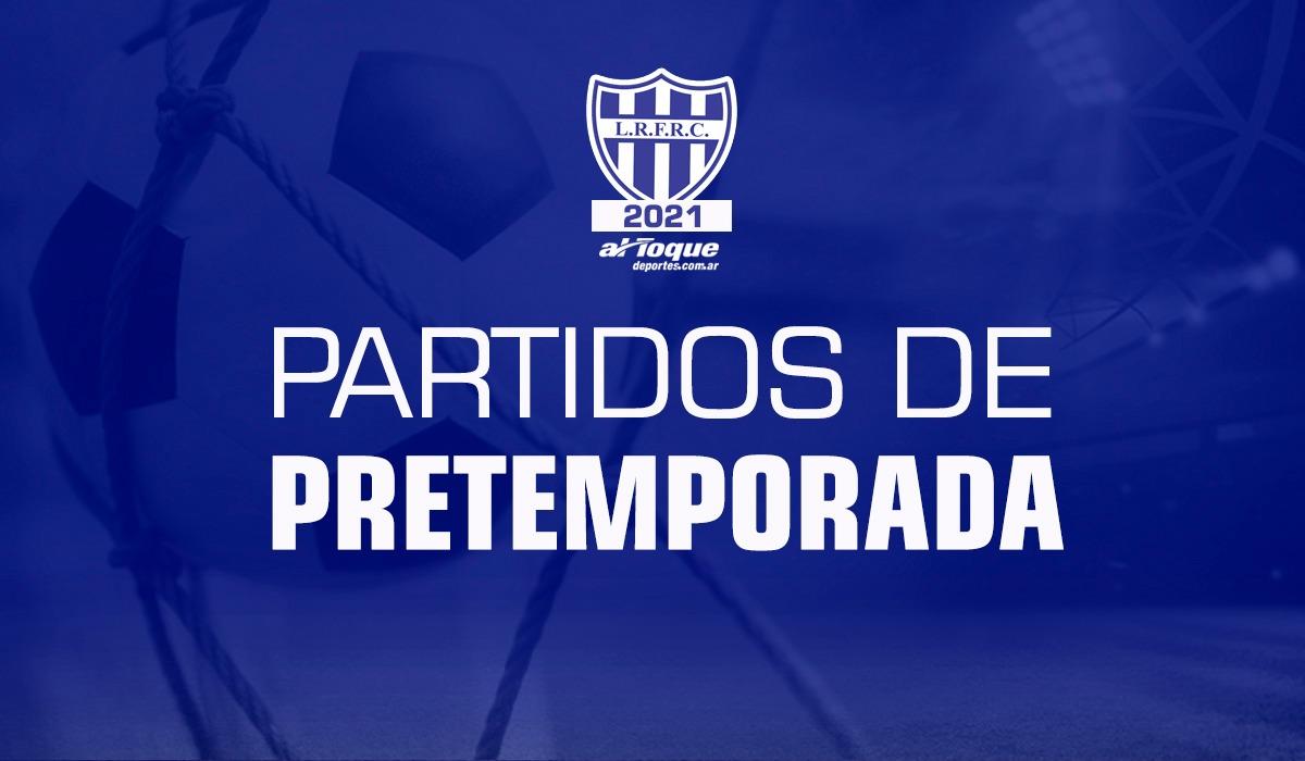 A 15 días del inicio oficial de las competencias ligueras los equipos continúan poniéndose a punto futbolísticamente con amistosos de pretemporada.