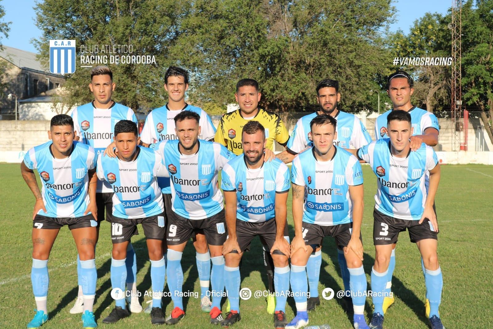 Racing de Córdoba jugará la final de la Región Centro ante San Lorenzo de Alem.