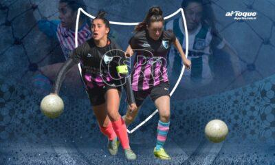 Hoy, las dos futbolistas comparten equipo y juntan sus goles en Social Recreativo de Reducción.