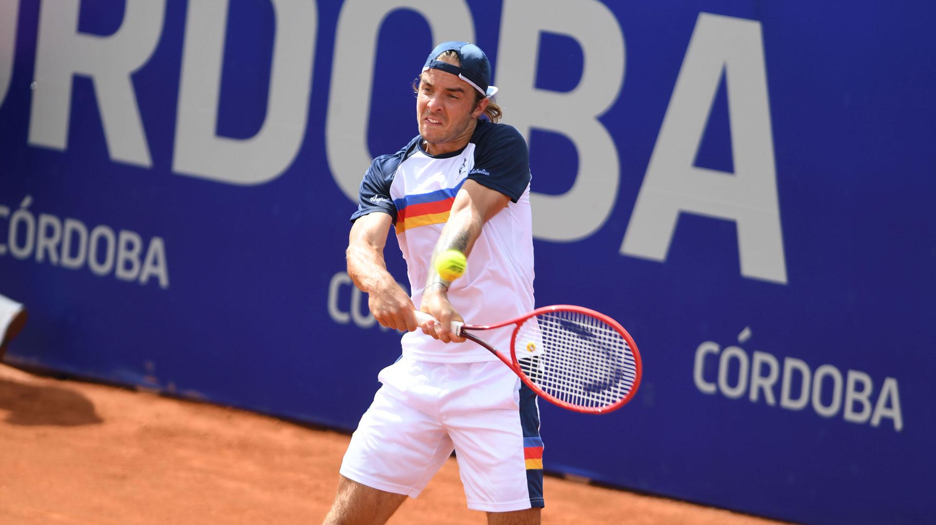 El eslovaco Andrej Martin fue semifinalista el año pasado y jugará la qualy en Córdoba.