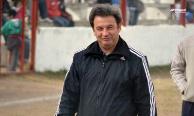 Zanoguera se convirtió en el nuevo DT de Defensores de Alberdi.