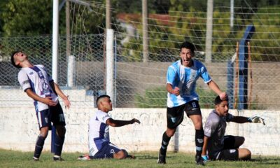 San Martín de Laboulaye debutó con victoria en el clásico.