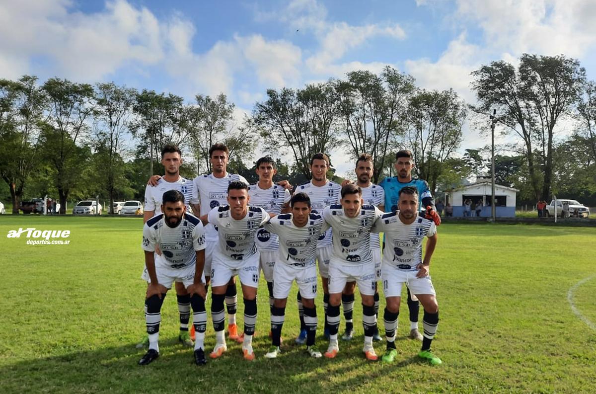 El equipo titular de Leva para el debut.
