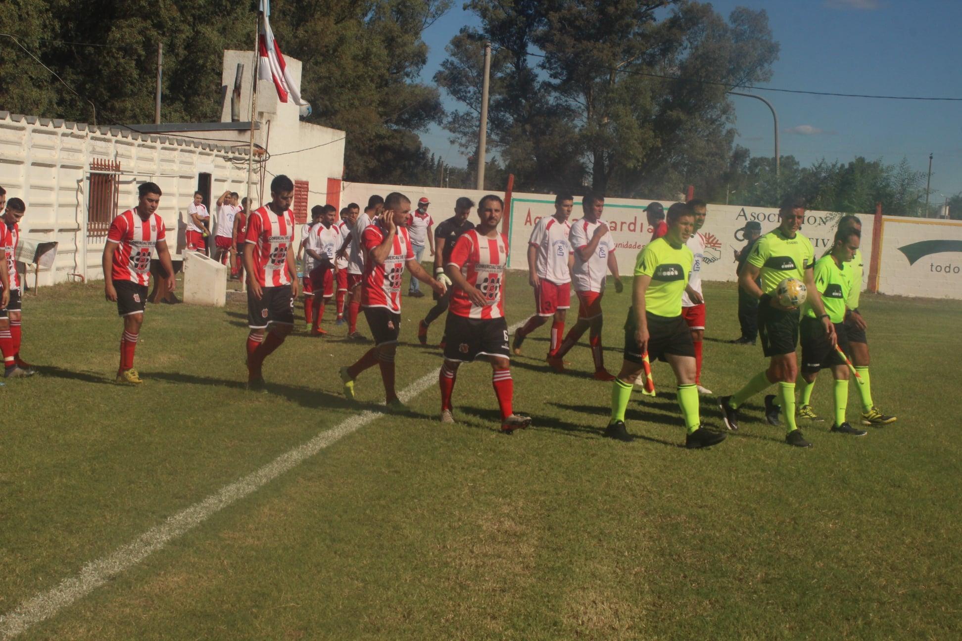 Motokart venció a Independiente de Villa Huidobro en condición de visitante.