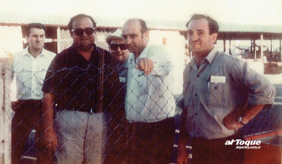El ingeniero Alfredo Giménez fue preso político de la última Dictadura Cívico Militar Argentina.