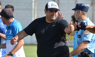 """Jeremías Billalva retorna como DT a Unión de Olaeta. Reemplaza al """"Gato"""" Funes."""