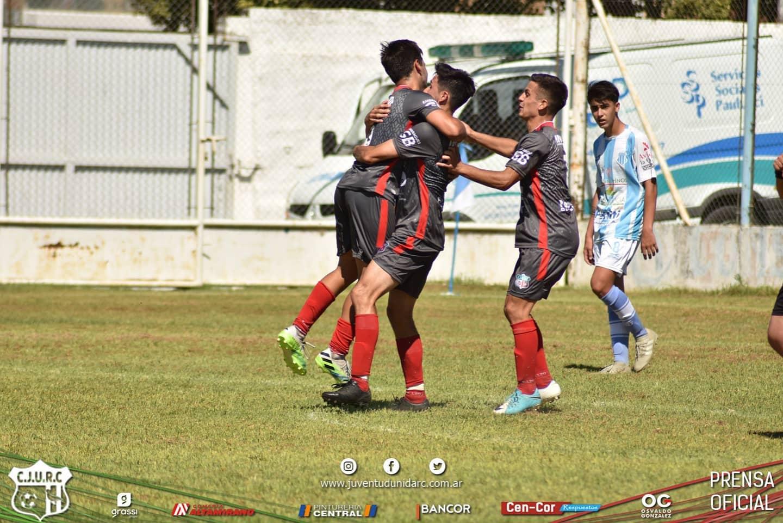 Juventud Unida RC igualó 2-2 de visita a Roncedo.