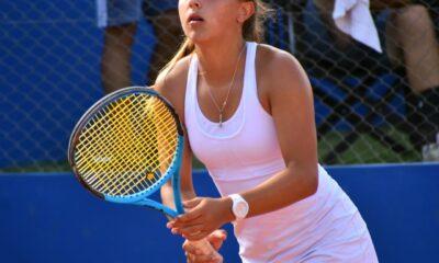 Ana Clara Andreazzini es una de las juveniles locales que viajará a Mendoza.
