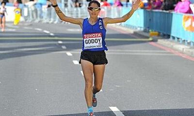Rosa Godoy llegó en segundo lugar en los 42K de La Pampa.