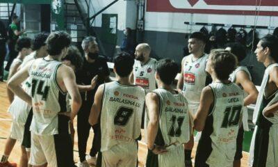 """El equipo """"blanco"""" de Banda Norte venció a su par """"verde""""."""