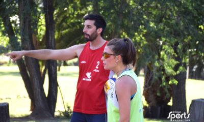 """El entrenador de las """"Mellis"""" Lisa encabeza el proyecto de un circuito a nivel local."""