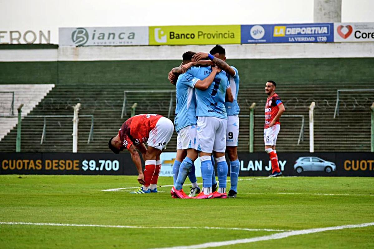 Estudiantes avanzó a Octavos de Final de la Copa Argentina.