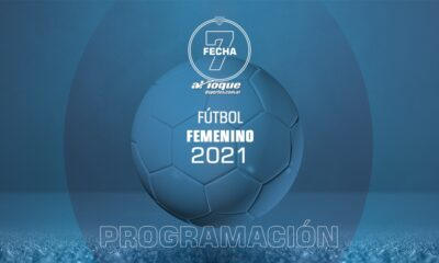 El programa del próximo domingo 2 de mayo incluye siete partidos de los certámenes de fútbol femenino.