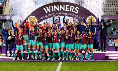 Al estilo barcelonista, lo escribimos en catalán: més que un trofeu per al futbol femení.