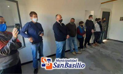 """Imágenes del acto homenaje a """"Botija"""" Oviedo."""