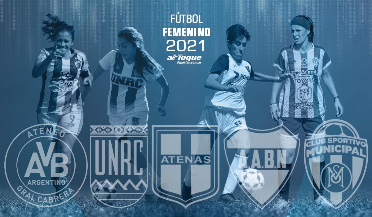 Cinco clubes afrontan el parate competitivo con los mejores números, en puntos y en goles: Universidad y Ateneo A en Primera A; Atenas, Banda Norte y Sportivo Municipal en Primera B.