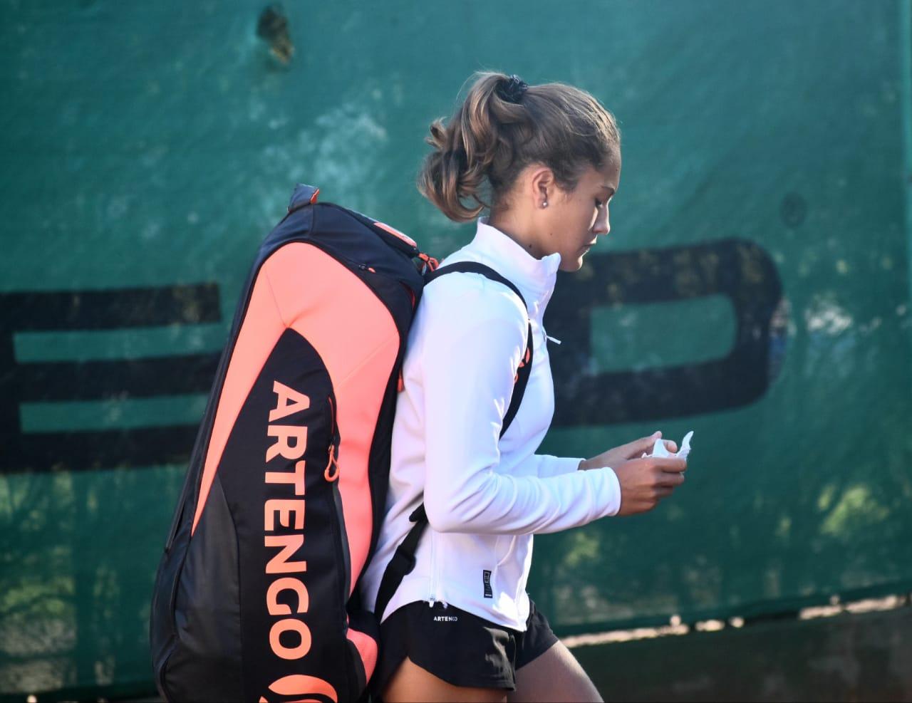 La moldense Luisina Giovannini buscará comenzar su prometedora carrera profesional.