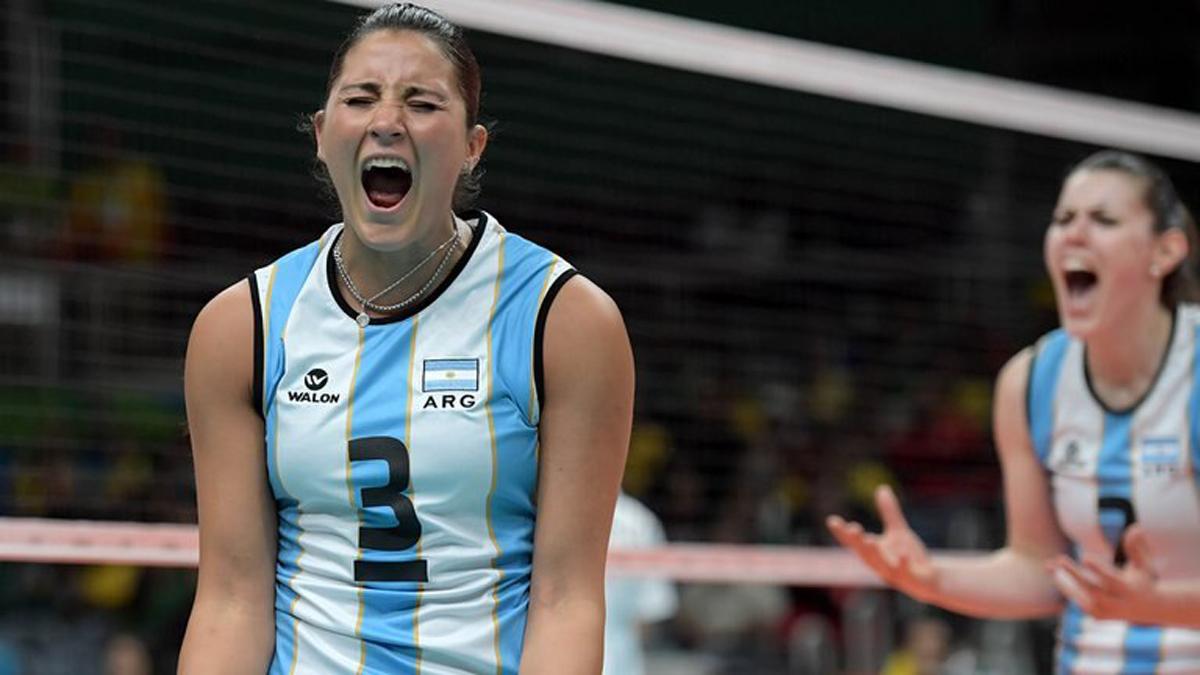 El vóley femenino cordobés tendrá representación en los Juegos Olímpicos de Tokio de la mano de Yas Nizetich.