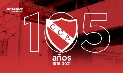 Central Argentino cumple 105 años.