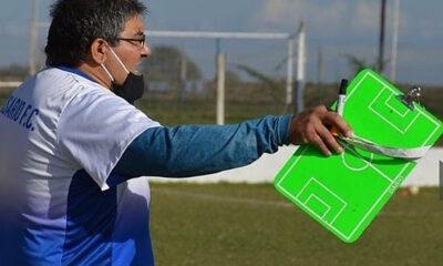 """""""Rosario siempre sale al frente y vamos a tratar de ser lo más competitivos posibles"""", expresó el DT."""