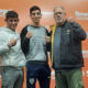 El mercedino Amitrano marca la vuelta del boxeo nacional.