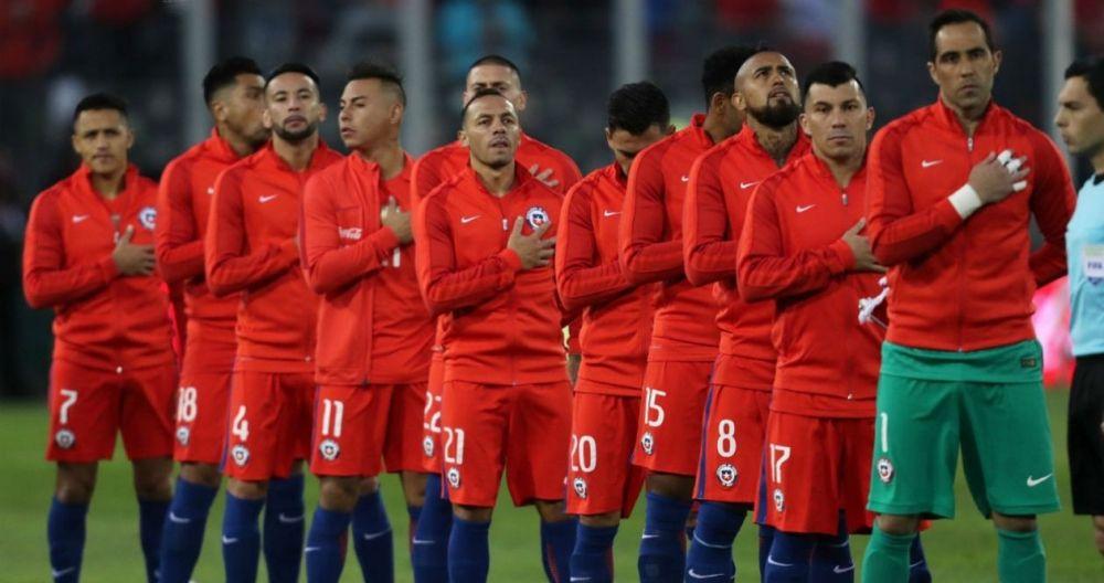 Chile Copa América 2021