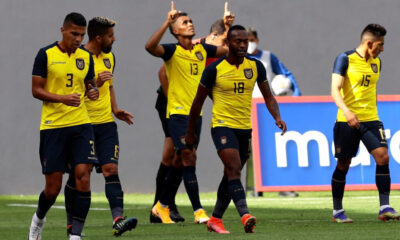 Ecuador Copa América 2021