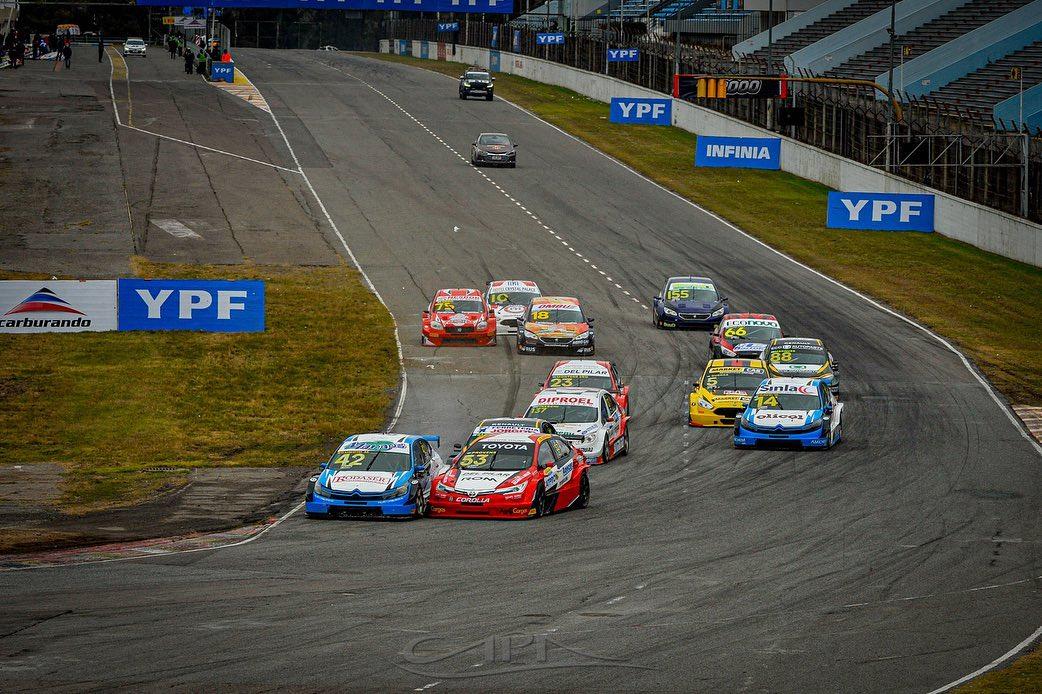 Eugenio Provens y Facundo Marques no estuvieron acompañados de la suerte en la quinta fecha del Campeonato 2021 de TC2000.