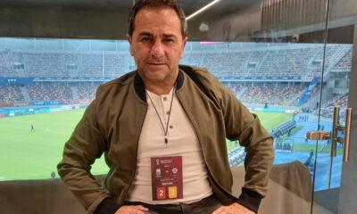 Gustavo Coleoni, columnista de Al Toque Deportes para la Copa América 2021.