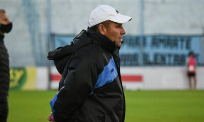 Acuña prepara el equipo para la visita a Tucumán.