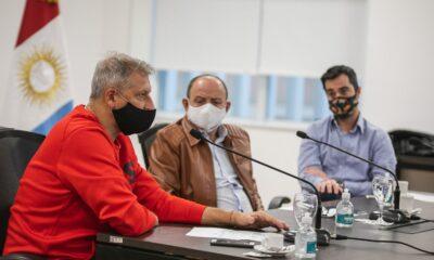 Héctor Campana, presidente de la Agencia Córdoba Deportes, confirmó que instituciones y federaciones deportivas recibirán subsidios no reintegrables.
