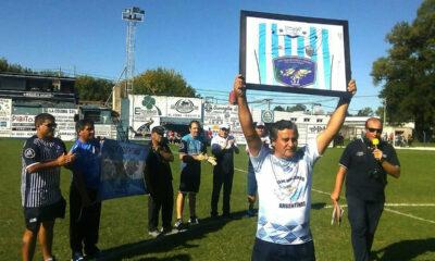 """Jorge Linardi: """"Lo de Diego fue un bálsamo para el dolor"""""""