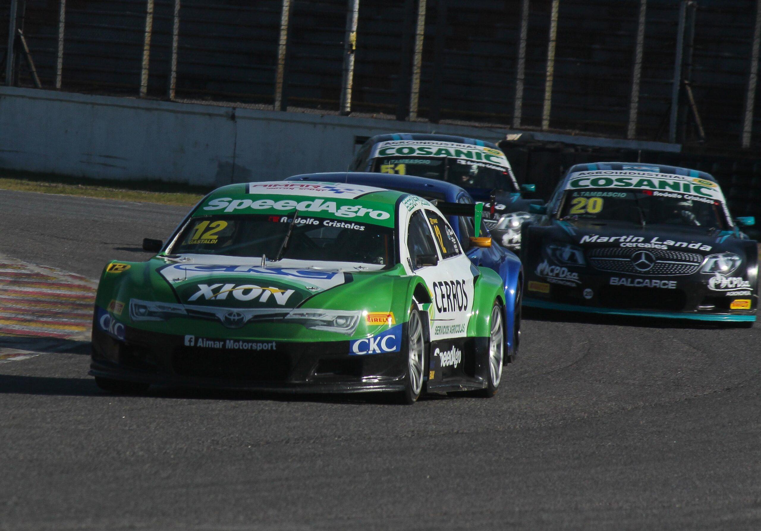 TopRace: Luis Gastaldi y Carlos Guttlein, regresaron con puntos importantes para mantenerse en los primeros lugares.