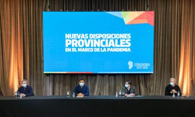 Este jueves, el ministro de Gobierno, Facundo Torres, anunció las medidas que regirán entre el sábado 19 de junio y el 2 de julio.