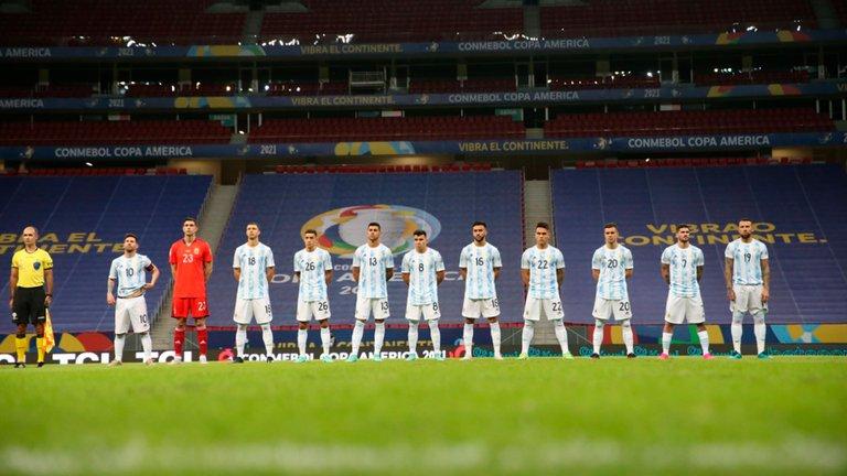 La victoria ante Uruguay del viernes por la noche trajo cierta tranquilidad a la selección argentina.