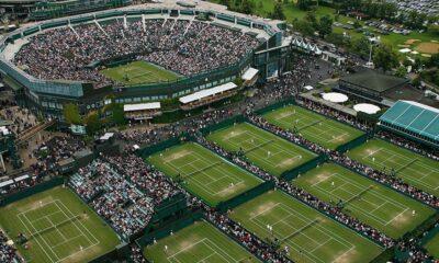 Arranca Wimbledon, el tercer Grand Slam del año.